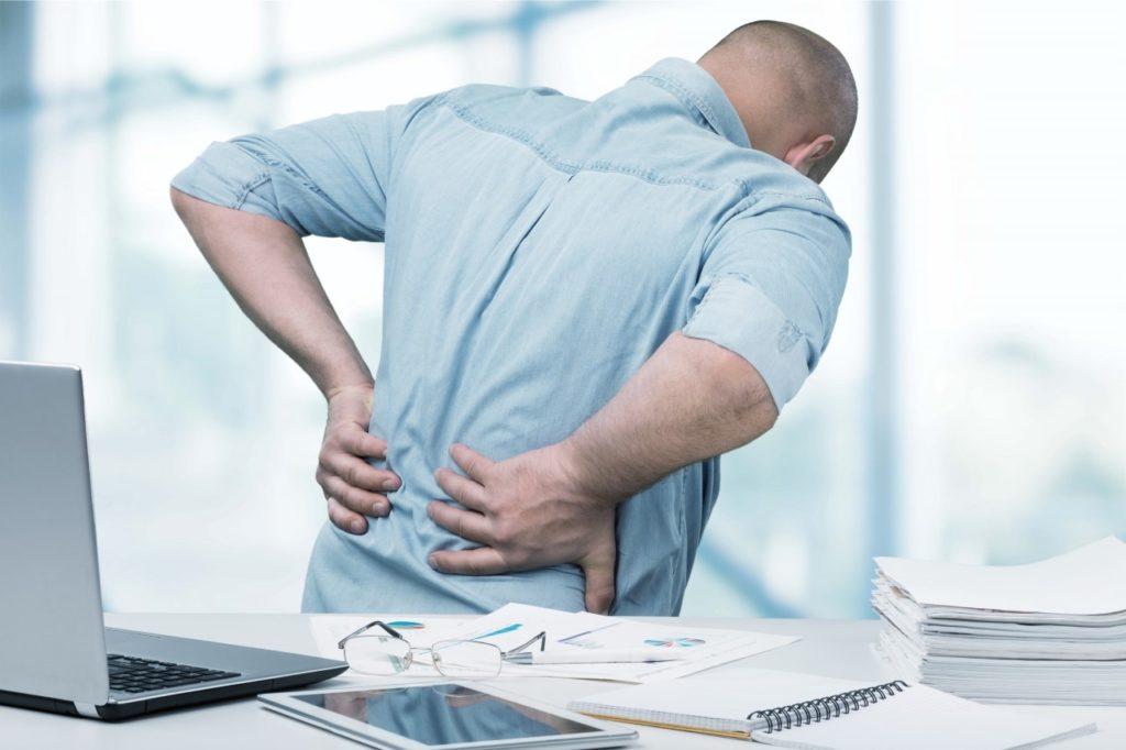 Prévention des lombalgies au travail